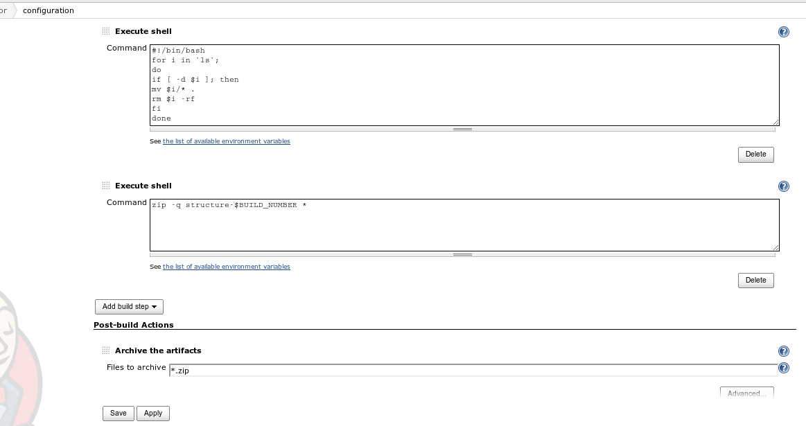 Running Structure in parallel using Jenkins slaves - BioUno