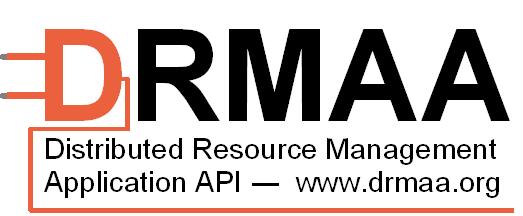 DRMAA Logo